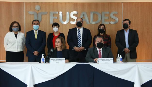 """Fusades dice que pedido de Nuevas Ideas ante Fiscalía es para """"desprestigiarnos"""""""