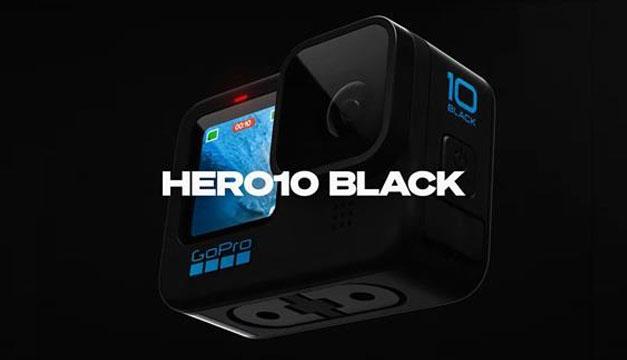 GoPro Hero 10 Black y sus nuevas y sorprendentes características