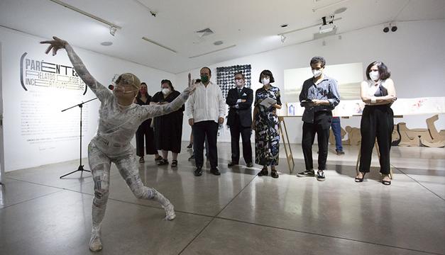 """Artistas latinoamericanos presentan en el país """"Paréntesis. Relatos desde la incertidumbre"""""""
