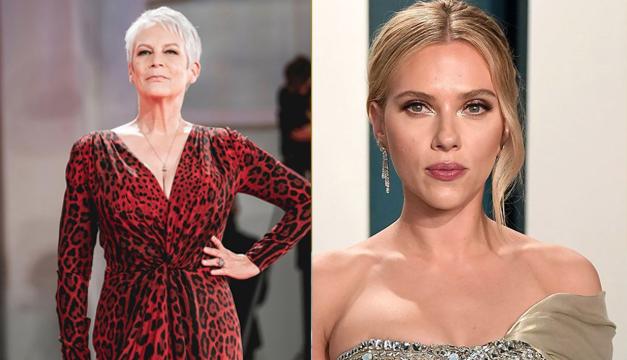 Jamie Lee Curtis dedica un inspirador mensaje a Scarlett Johansson