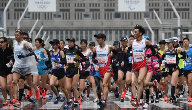 El maratón de Tokio aplazado a marzo de 2022