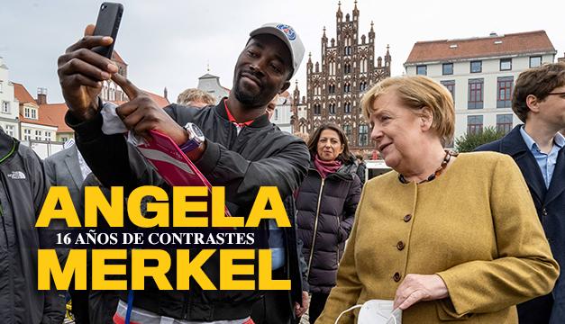 Angela Merkel y un legado de contrastes que llega a su final