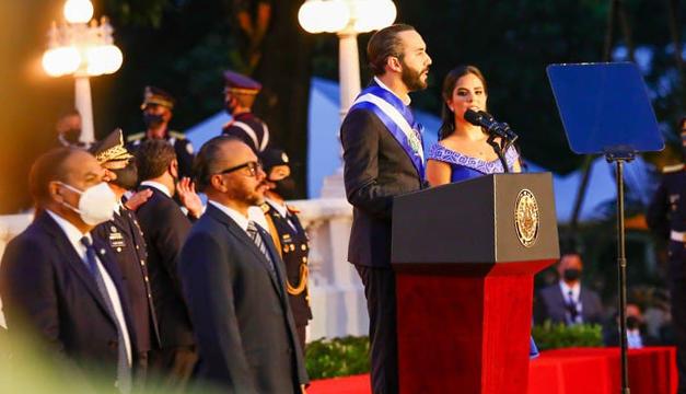 Presidente Bukele promete pensión digna para todos los salvadoreños