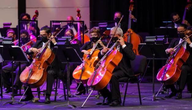 Orquesta Sinfónica de El Salvador rindió homenaje a compositores salvadoreños