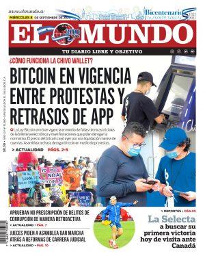 El Mundo Digital 08/09/21