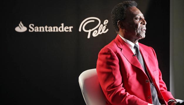 Pelé vuelve a la UCI en Sao Paulo