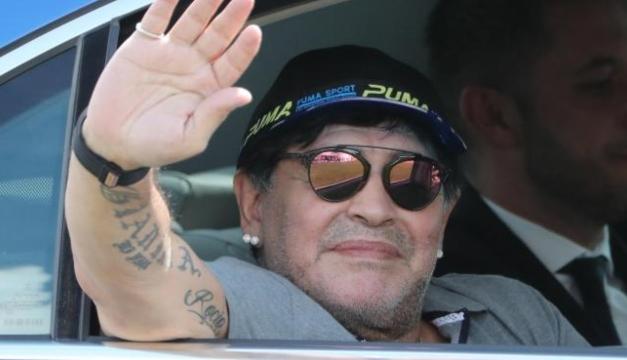 Este es el emotivo homenaje de los hijos de Diego Maradona en su Instagram