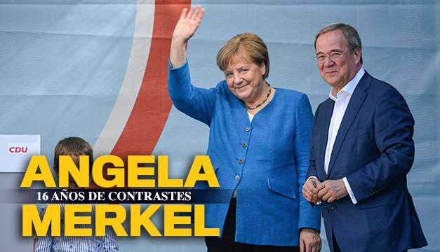 Alemania cierra la etapa Merkel en unas elecciones de resultado incierto
