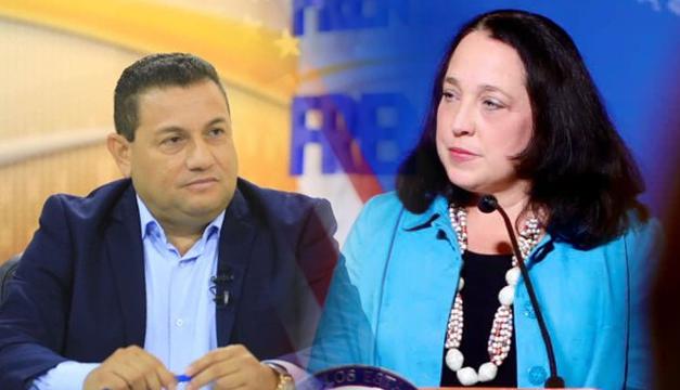 Rolando Castro acusa a diplomática estadounidense de injerencia y pide que la cambien