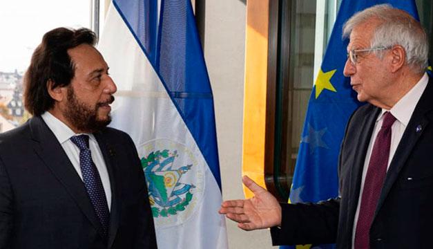 Ulloa defiende en Europa elección de 1 de mayo y dice presidente es tolerante ante la prensa