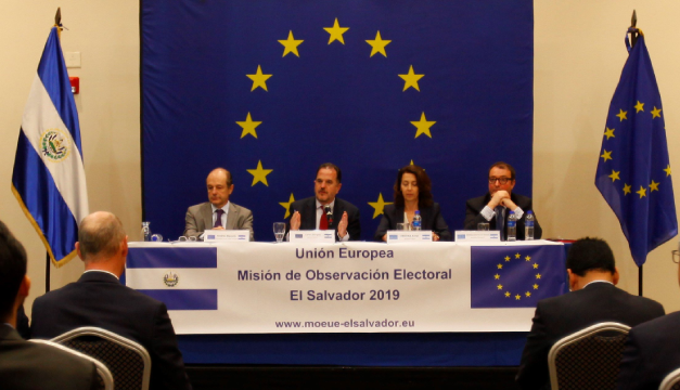 Misión de la UE visitará El Salvador para revisar avance en reformas electorales