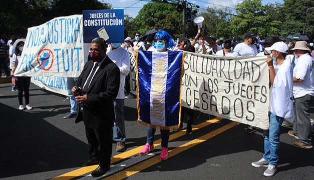 Hacienda pide a Asamblea refuerzo de $8.1 millones para bono y salarios CSJ