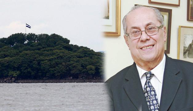 """Reclamo de Honduras sobre isla Conejo es """"demagógico"""", dice excanciller salvadoreño"""