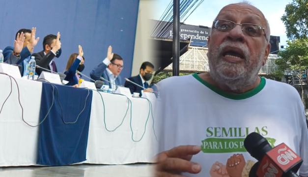 """Ricardo Navarro a NI: """"Los tontos siempre critican a los que saben"""""""