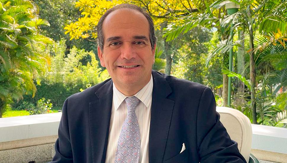 Mensaje del Sr. Embajador de España, Carlos de la Morena Casado