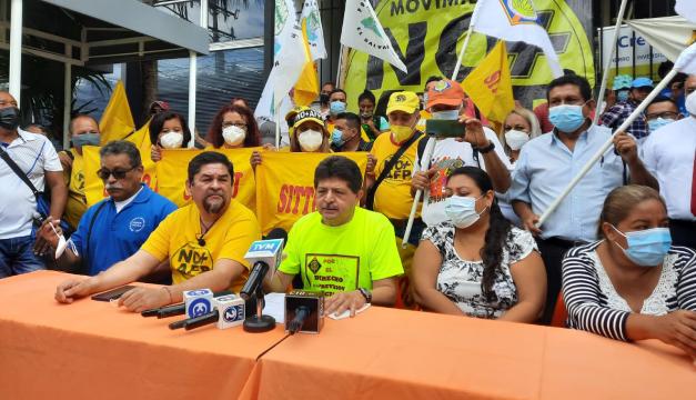 """Las tres propuestas de pensiones que fueron """"aceptadas"""" por Bukele según sindicalistas"""